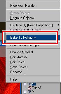 ポリゴン化