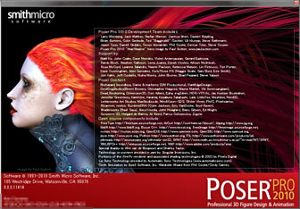 Poser Pro 2010購入