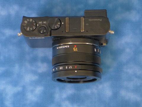 15mm F1.7 購入