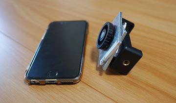 FEIYU MGでいPhoneを利用する