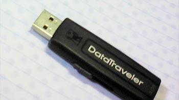 4GB USBフラッシュメモリ