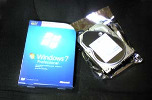 Windows7Professional購入