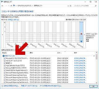 Windows10クリーンインストール直後のドライバインストール