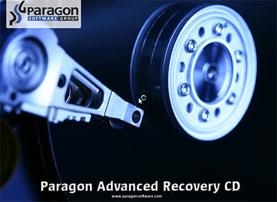 WinPE版 Paragon Backup & Recovery