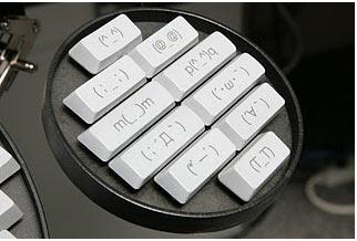 顔文字キーボード