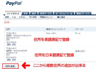 PayPalの利用方法2