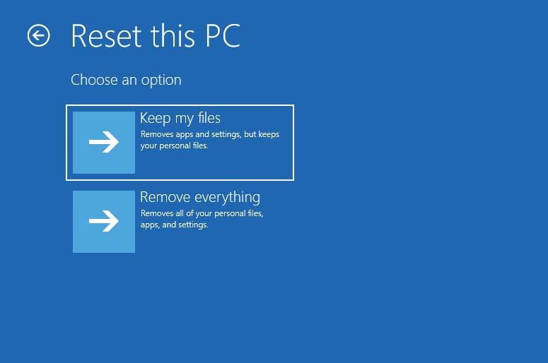英語版 Windows 10 の場合