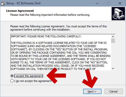 ファイル削除に失敗した画面
