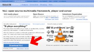 VLC Media Player 1.1.x時代の資料ページ