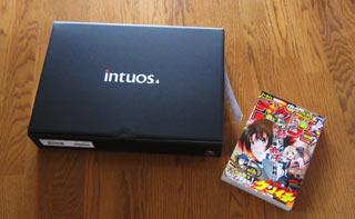 Intuos4 外箱
