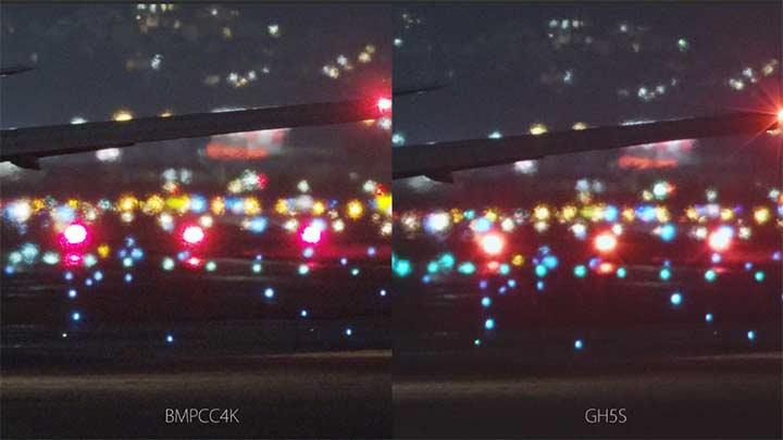 BMPCC4Kの赤色灯問題