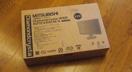 MITSUBISHI RDT233WLM-S