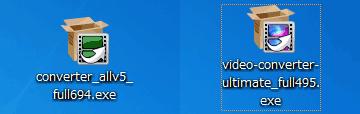Video Converterインストール0