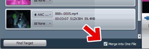 一つのファイルに結合