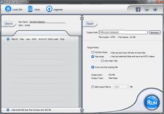 WinX Blu-ray Decrypter
