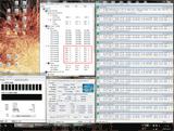 SWiF2-120P/CWCH80 ファン交換比較2