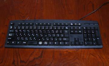 古いキーボード