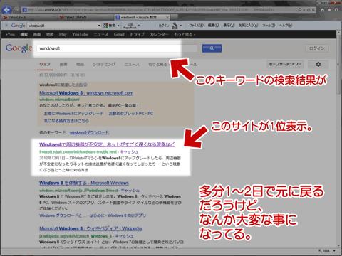検索結果の図