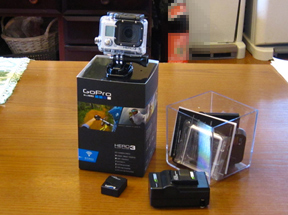 GoPro HERO3 BlackEdition