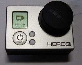 GoPro HERO3のファーム2.37