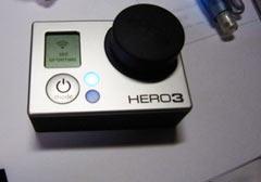 GoPro HERO3のファームアップデート3