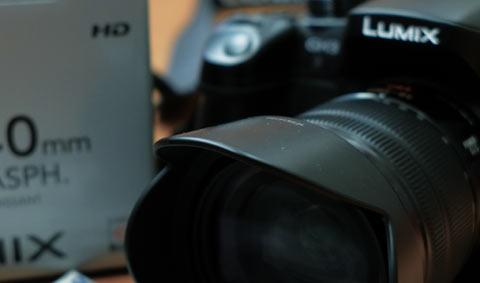 GH3+新14-140mmレンズ