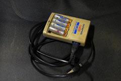購入後14年経ったニッケル水素充電池