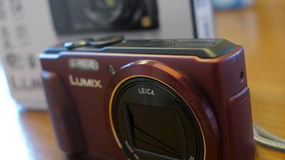LUMIX DMC-TZ40