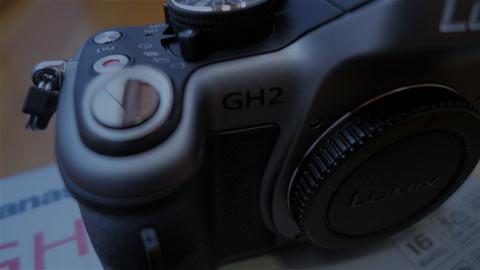 GH2購入しました