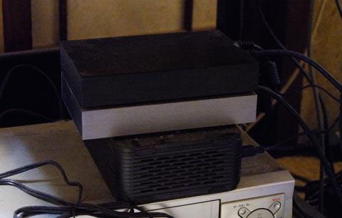 外付けUSB3.0 HDD「LaCie minimus」