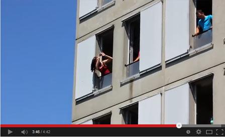 ビル窓11