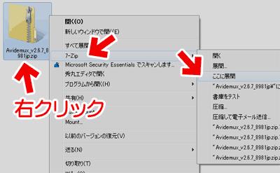 Avidemuxの日本語化