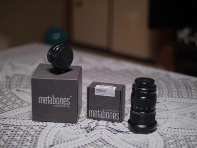 Metabones(メタボーン)社のSpeed Booster