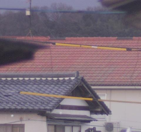 遠くの屋根を等倍表示2