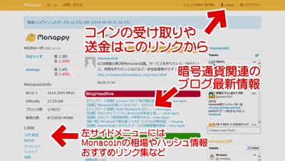 Monappyポータル化