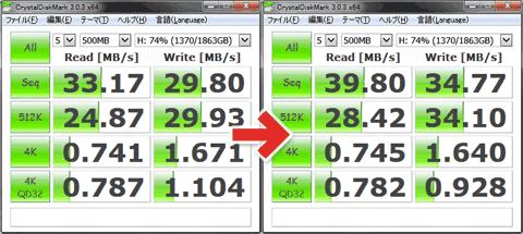 USB2.0 外付けHDD