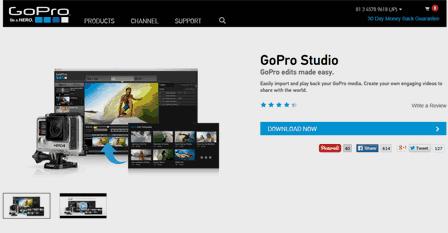 GoPro CineForm Studio