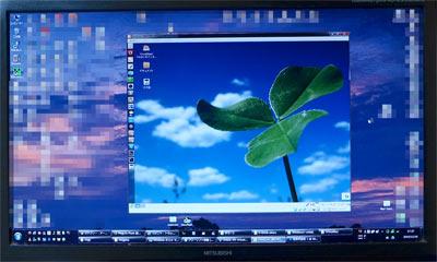 Windows上でLinuxBeanが起動