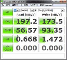 USB3.0 HDD速度 外周1TB分