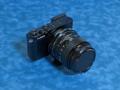GM5+ NFD50 F1.4