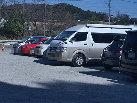 サンプル駐車場