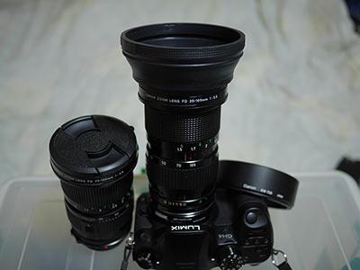NFD35-105 F3.5 2本