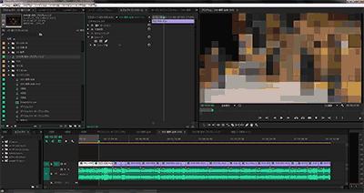 Premiere ProでDVD用のシーケンスを使おうと思ったら・・・