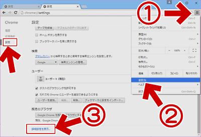 ChromeのFlash Playerを部分的に無効にする方法