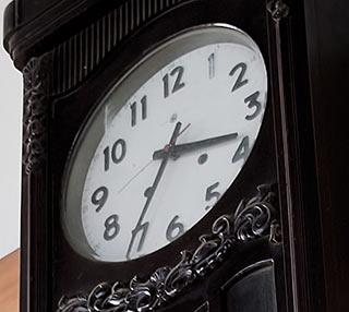 時計をイメージ